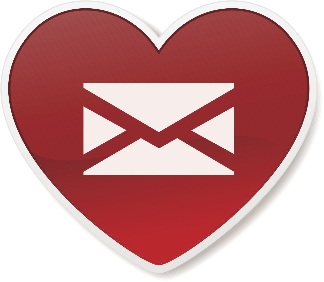 Email Heart Siliconangle