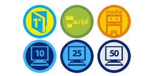 Codeacademy badges