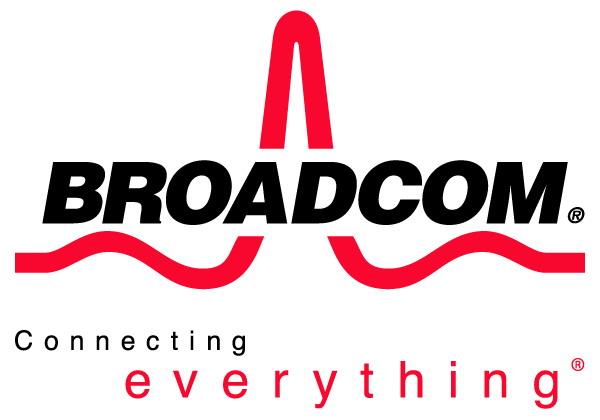 Broadcom logo - SiliconANGLE