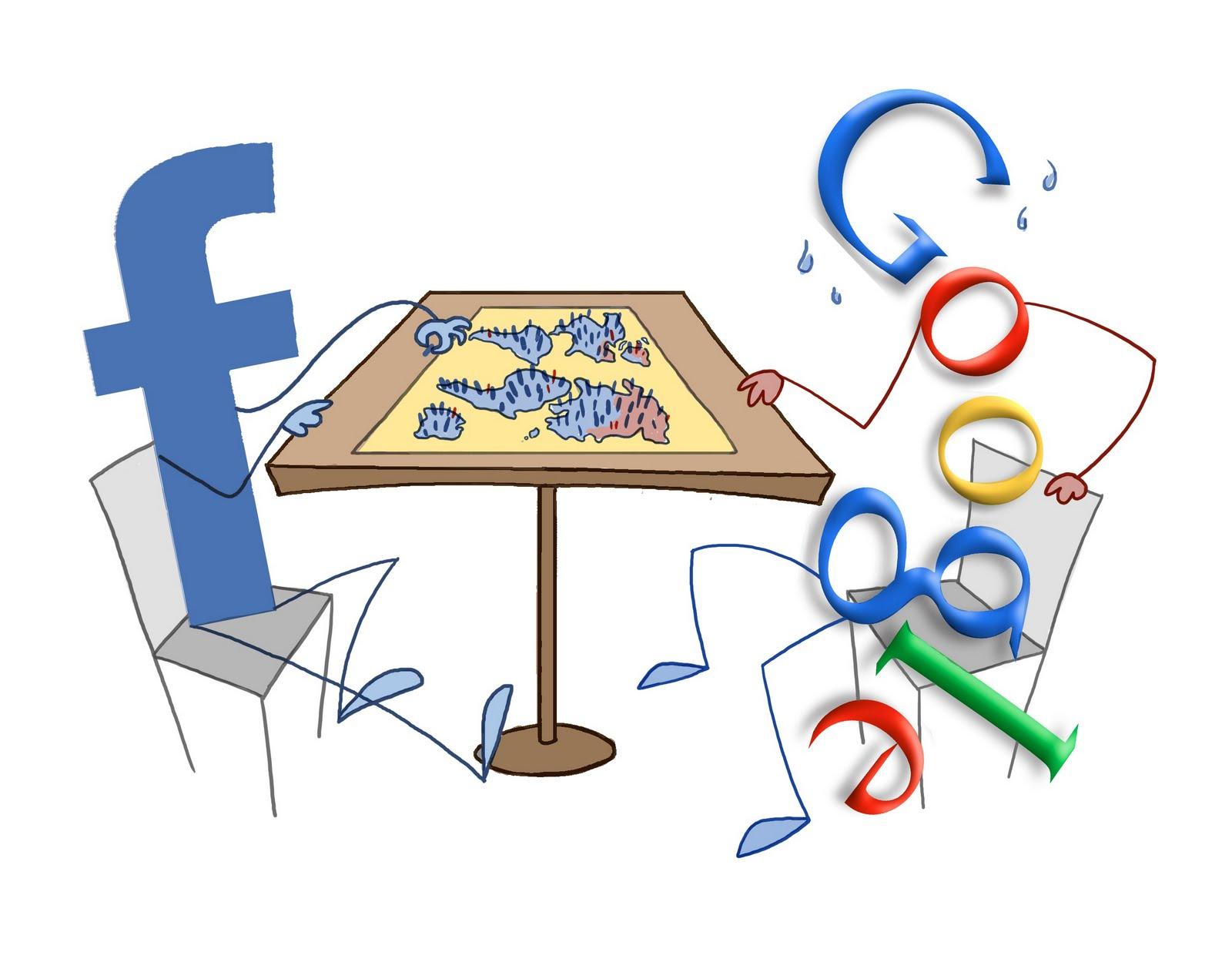 Картинки по запросу Facebook и Google