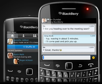 Why blackberrys bringing bbm to android and ios siliconangle bbm reheart Choice Image