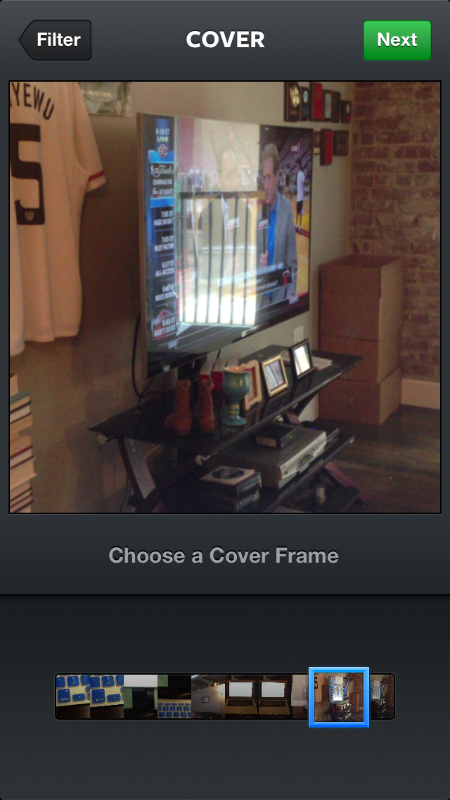 Instagram Video - Choose a Cover Frame - SiliconANGLE