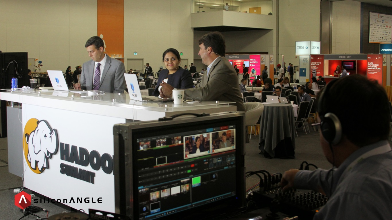 theCUBE Live at Hadoop World 2014