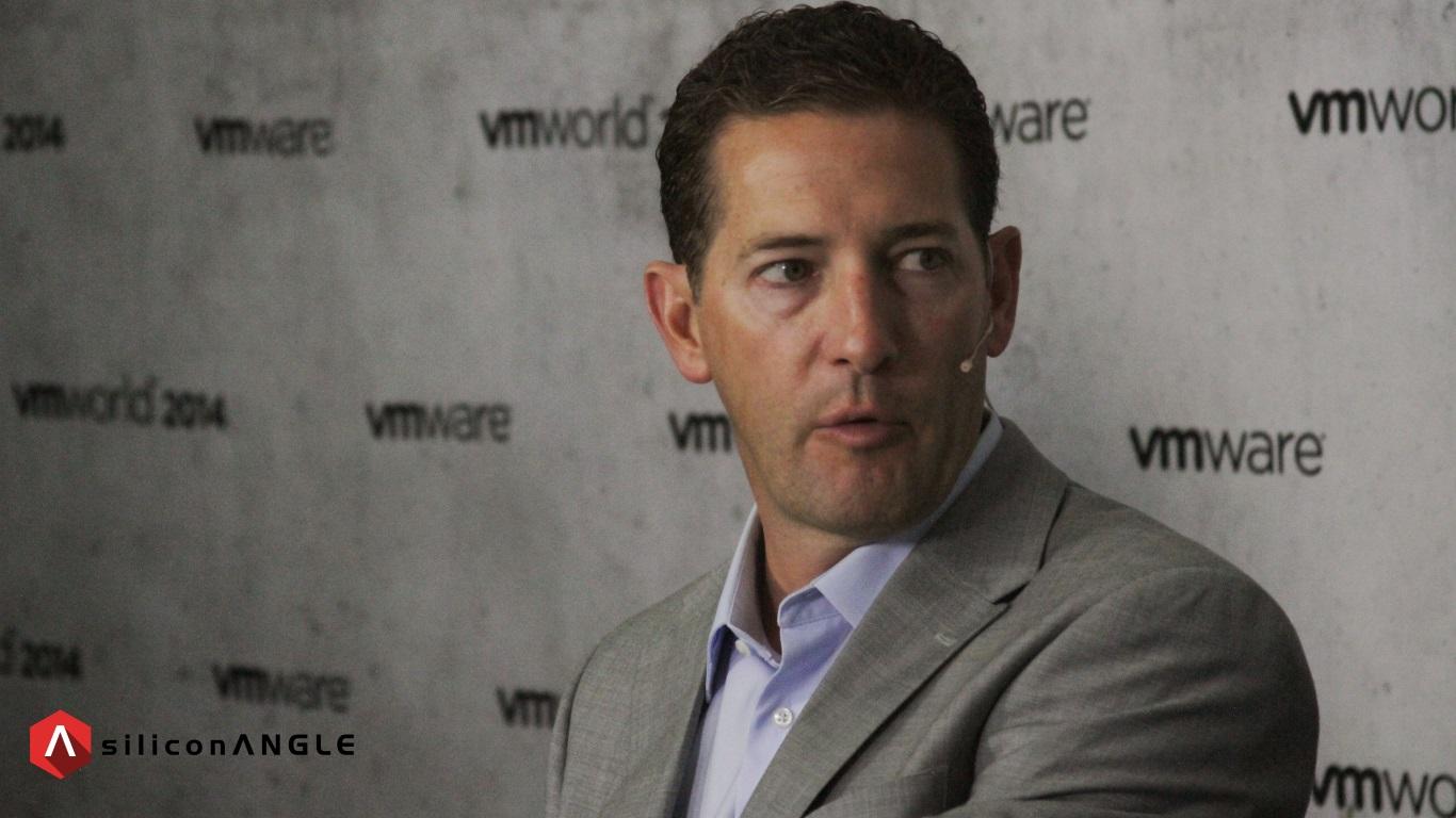 Catalyst Ventures Steve Herrod In theCUBE At VMworld 2014
