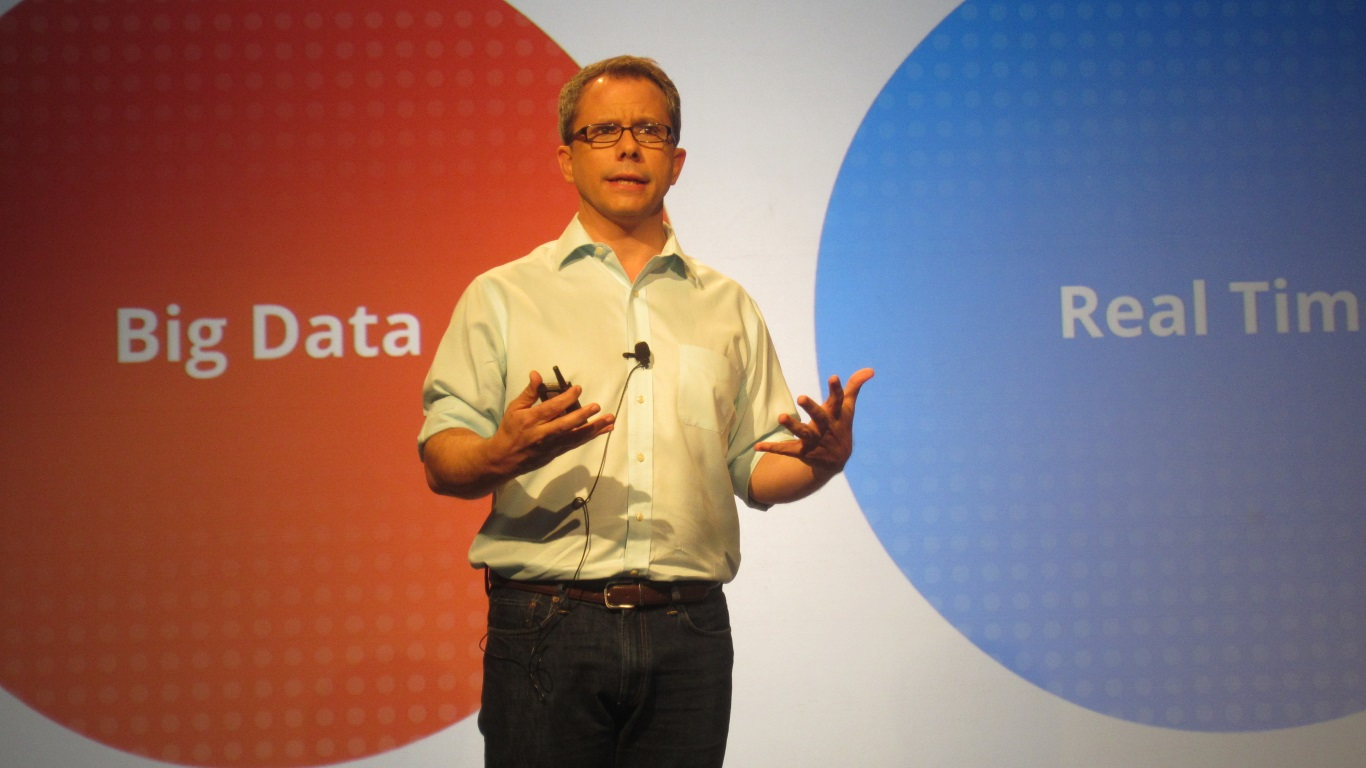 Greg DeMichillie, director of Product Management at Google Cloud Platform