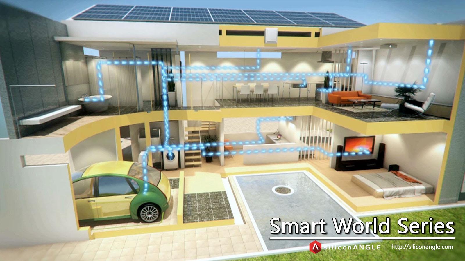 Smart World Series with SiliconANGLE