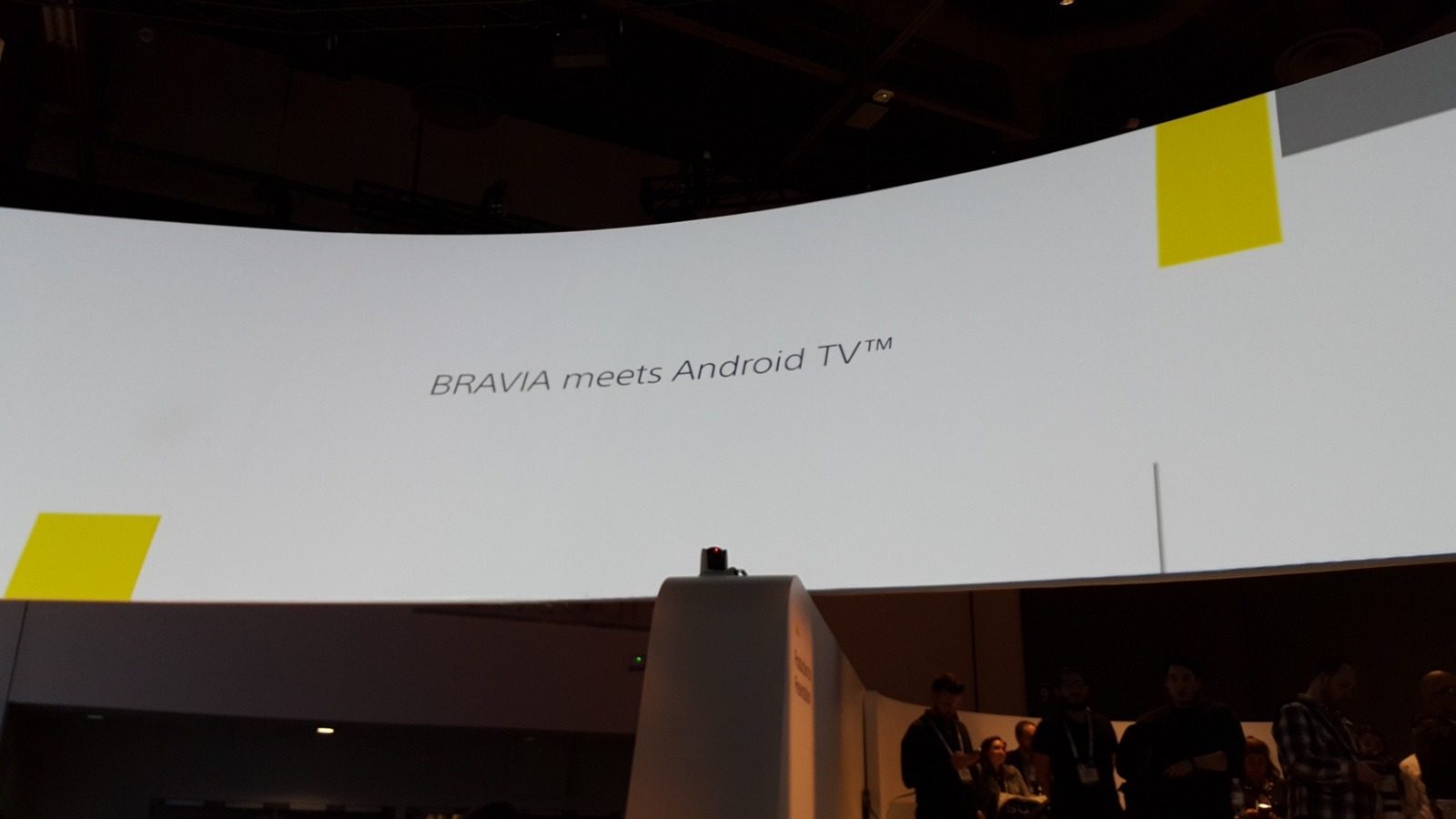 Sony embraces Android TV