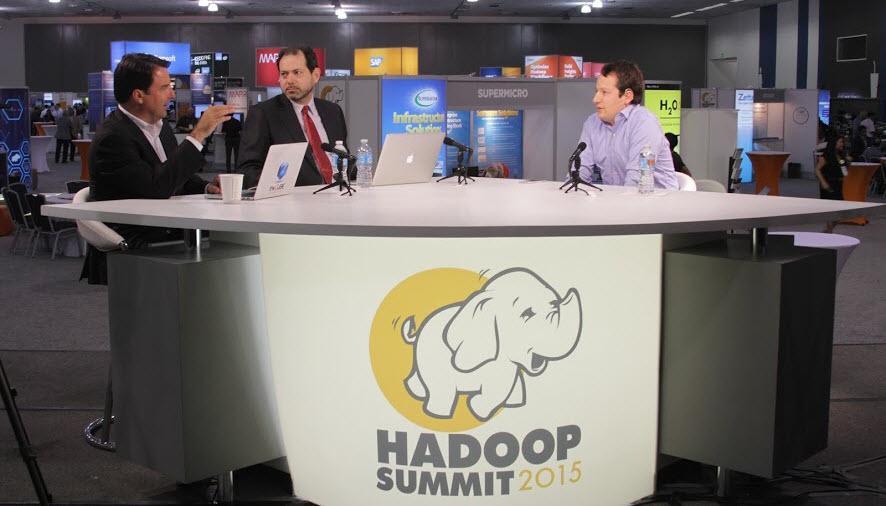 Cube at Hadoop Summit 2015