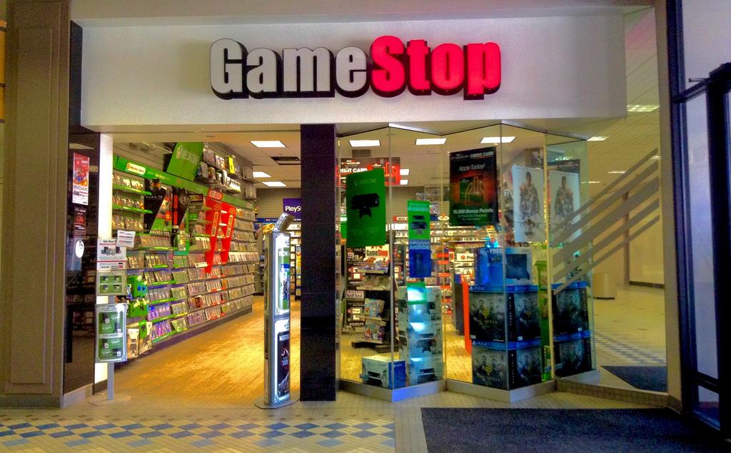 Gamestop Siliconangle