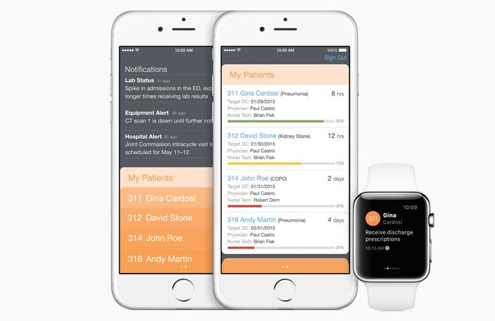 Hospital RN for iOS Apple Watch
