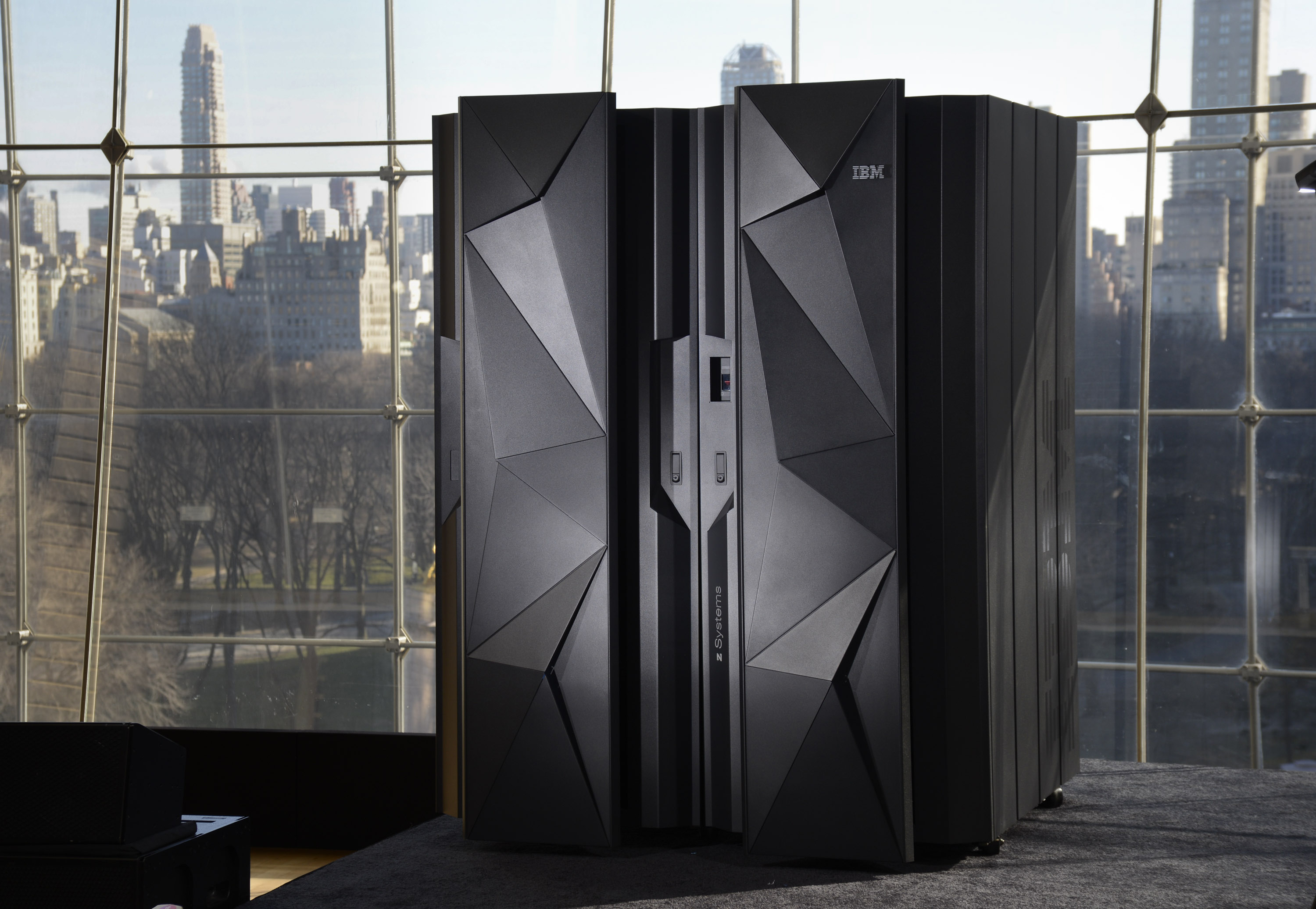 IBM Launches z13 Mainframe -- Most Powerful and Secure System Ever Built
