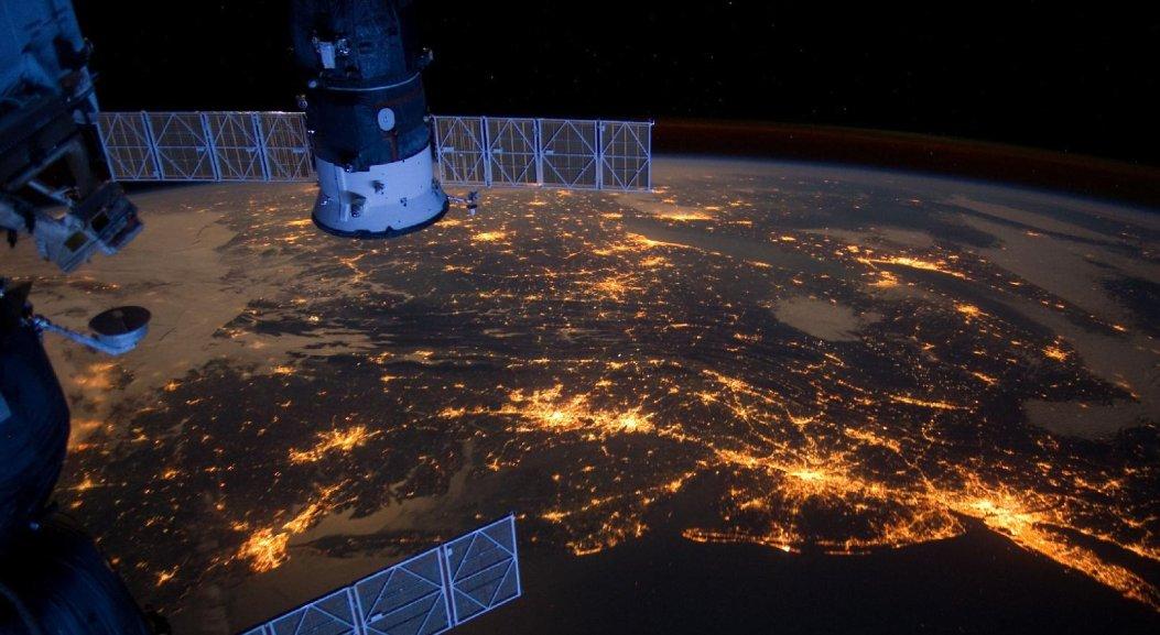 Facebook Kicks Satellite Plans Into Touch SiliconANGLE - World from satellite