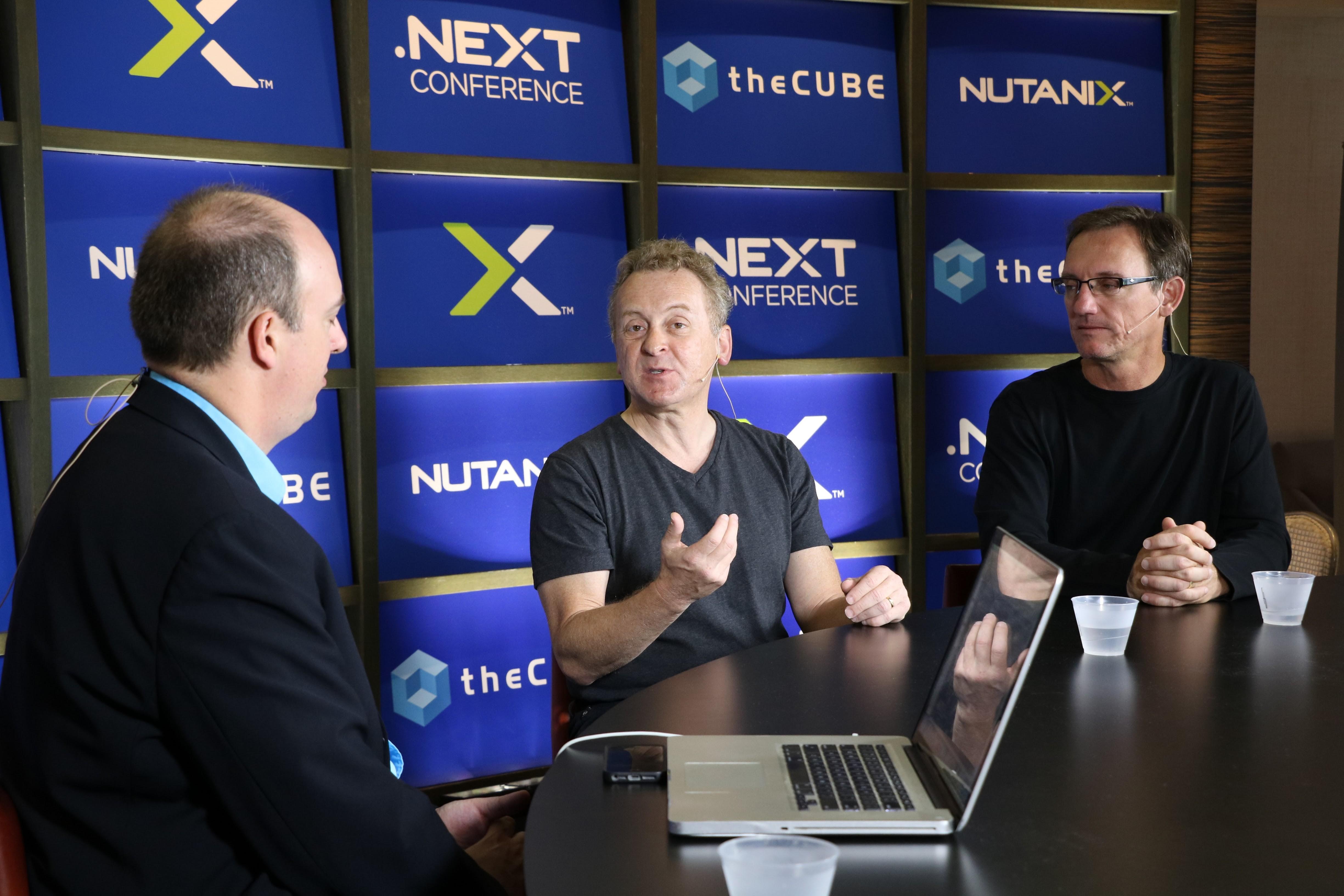 Alan Cohen & JR Rivers - Nutanix .NEXT 2015