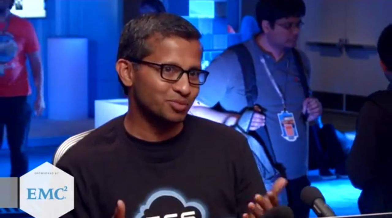 Kamal Srinivasan - DockerCon 2015
