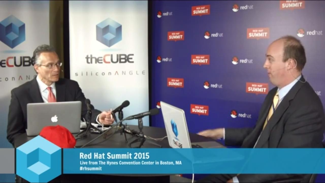 Kickoff Day 1 Coverage - Red Hat Summit 2015
