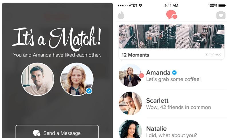 Tinder hook up app or dating