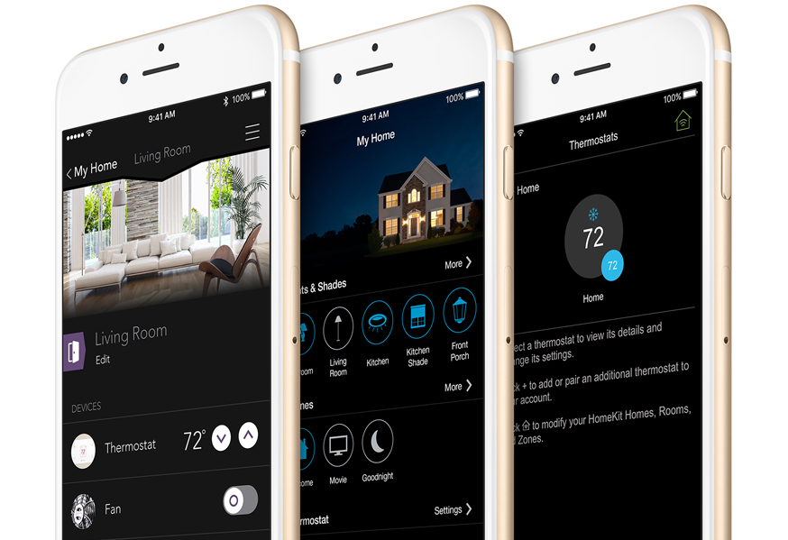 is apple homekit too closed minded to drive smart home standards siliconangle. Black Bedroom Furniture Sets. Home Design Ideas