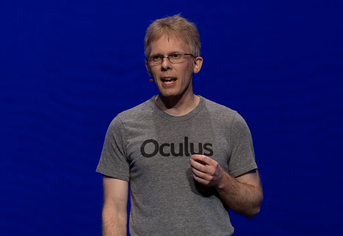 John Carmack steps down as CTO of Oculus to tackle artificial general intelligence