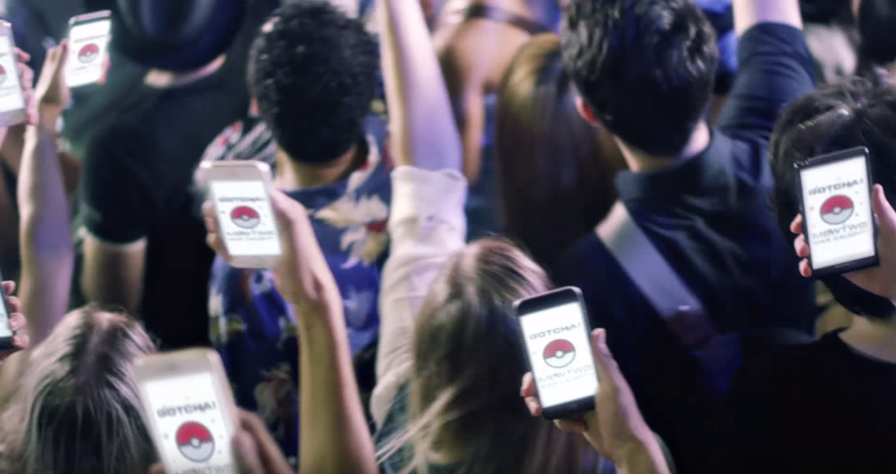 Pokémon GO app announced with GPS support and Fitbit-like wearable