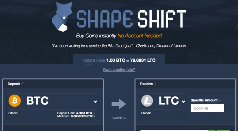 Hack of bitcoin cryptocurrency exchange shapeshift revealed to be the news of a hack at bitcoin cyrptocurrency exchange shapeshift ag has taken a turn for the worse with the discovery that the hack itself was an inside ccuart Gallery