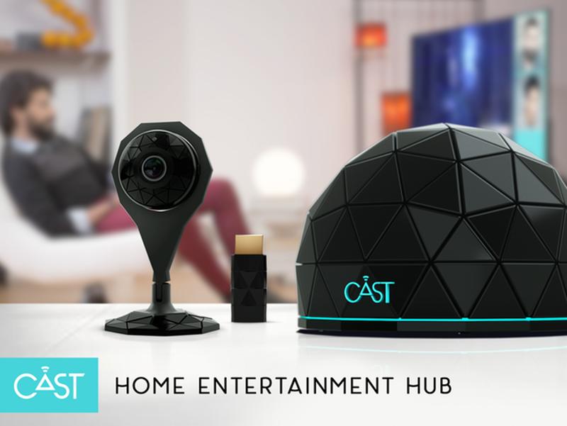CAST Home entertainment hub