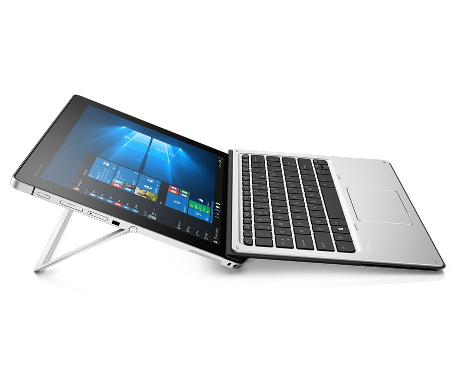 HP's new repairable Elite x2 2-in-1 tablet vs. Surface Pro ...