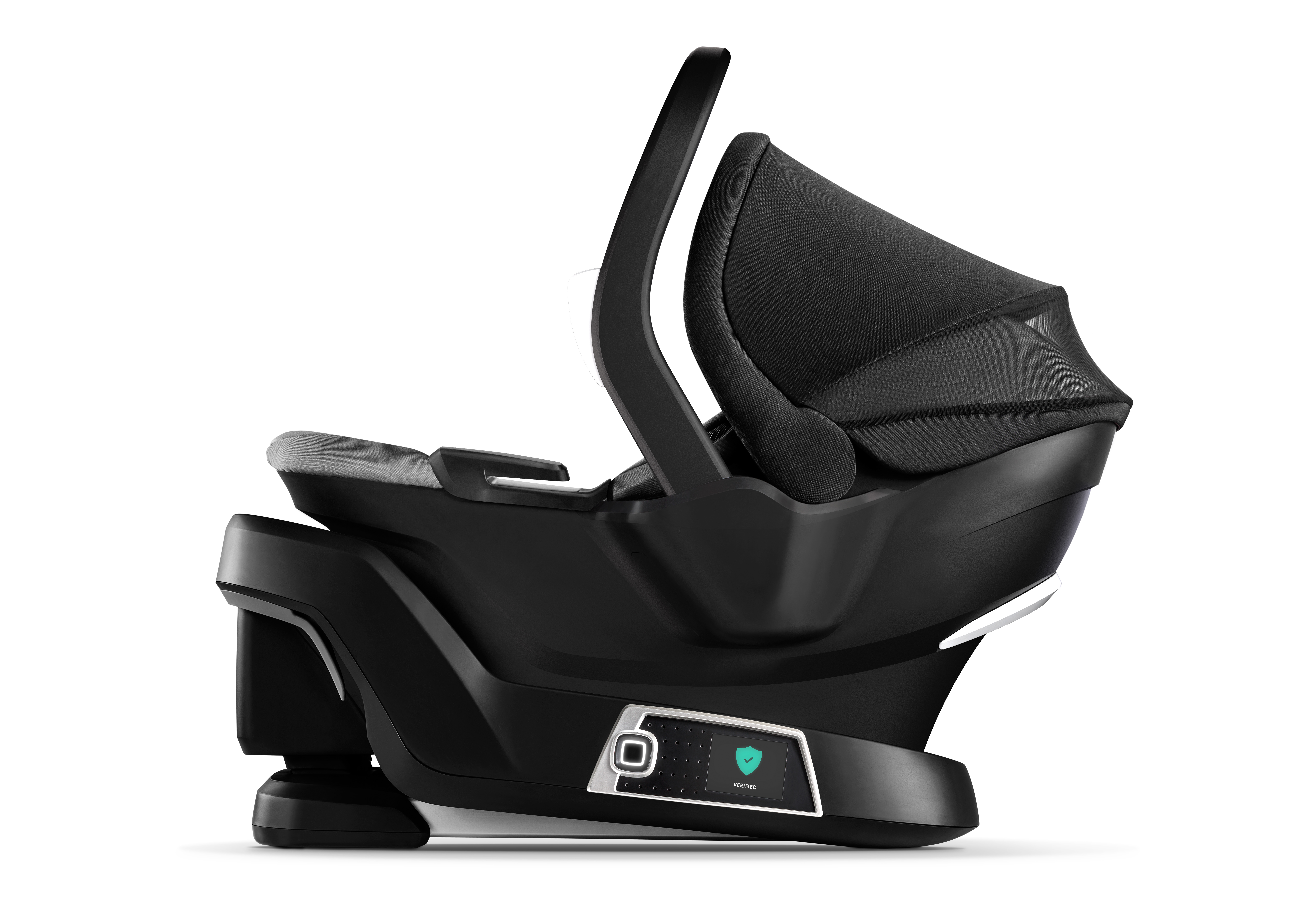 Self-installing car seat at CES: 4moms\' latest baby gadget ...