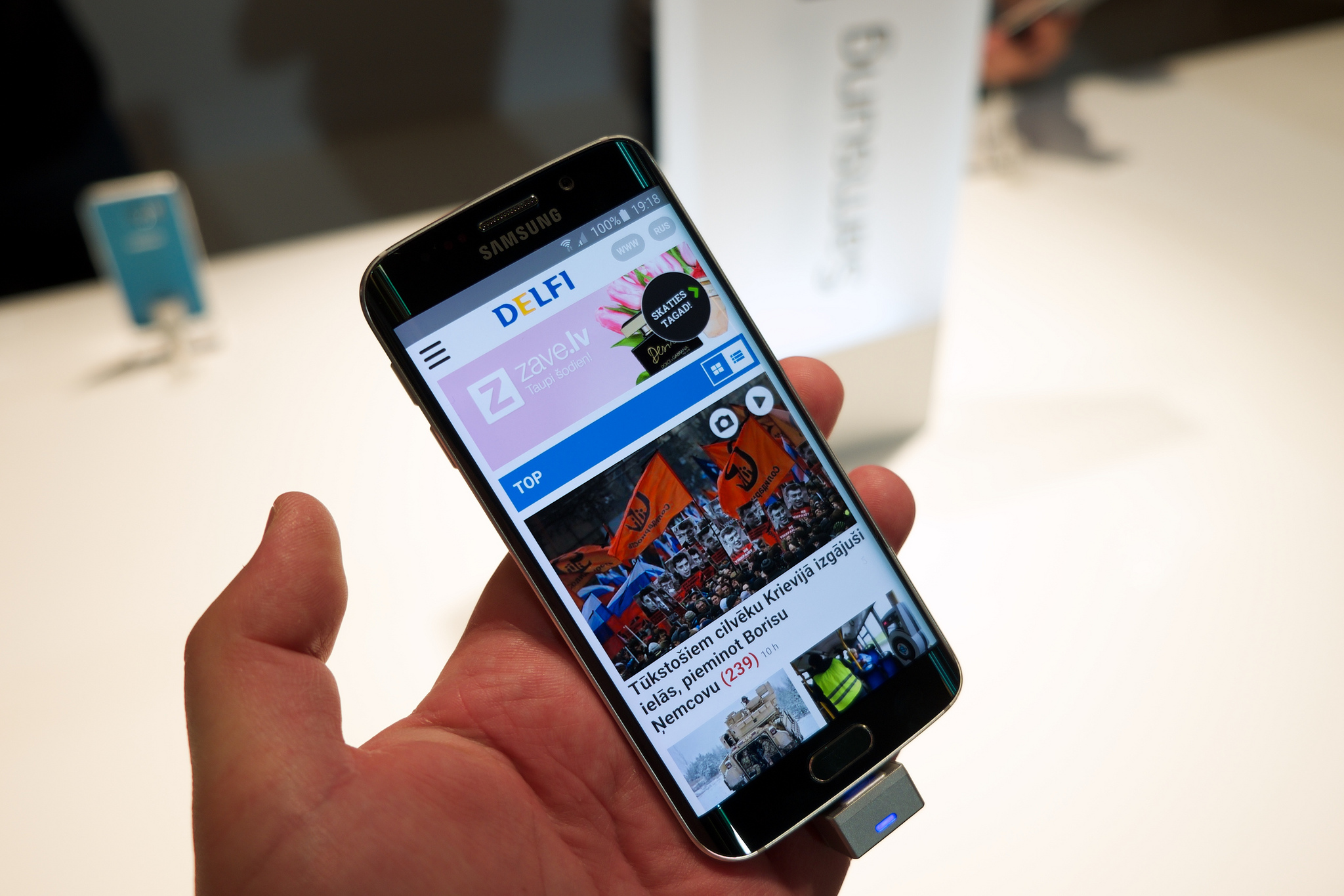 Latest Samsung Galaxy S7 report sees the welcomed return ...