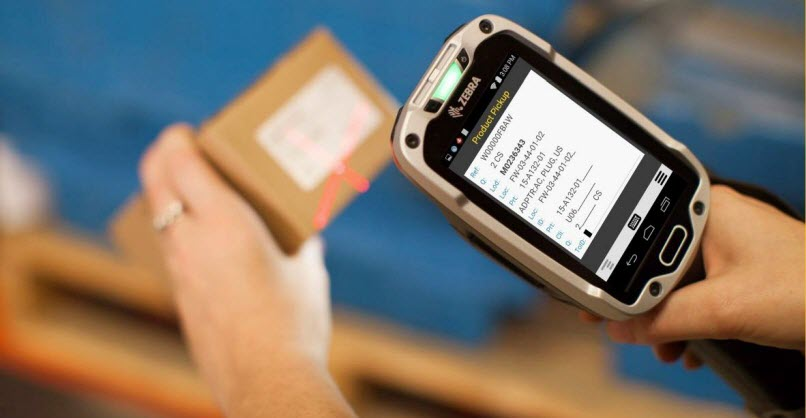 Zebra claims productivity boost by eliminating scanner wrist flick