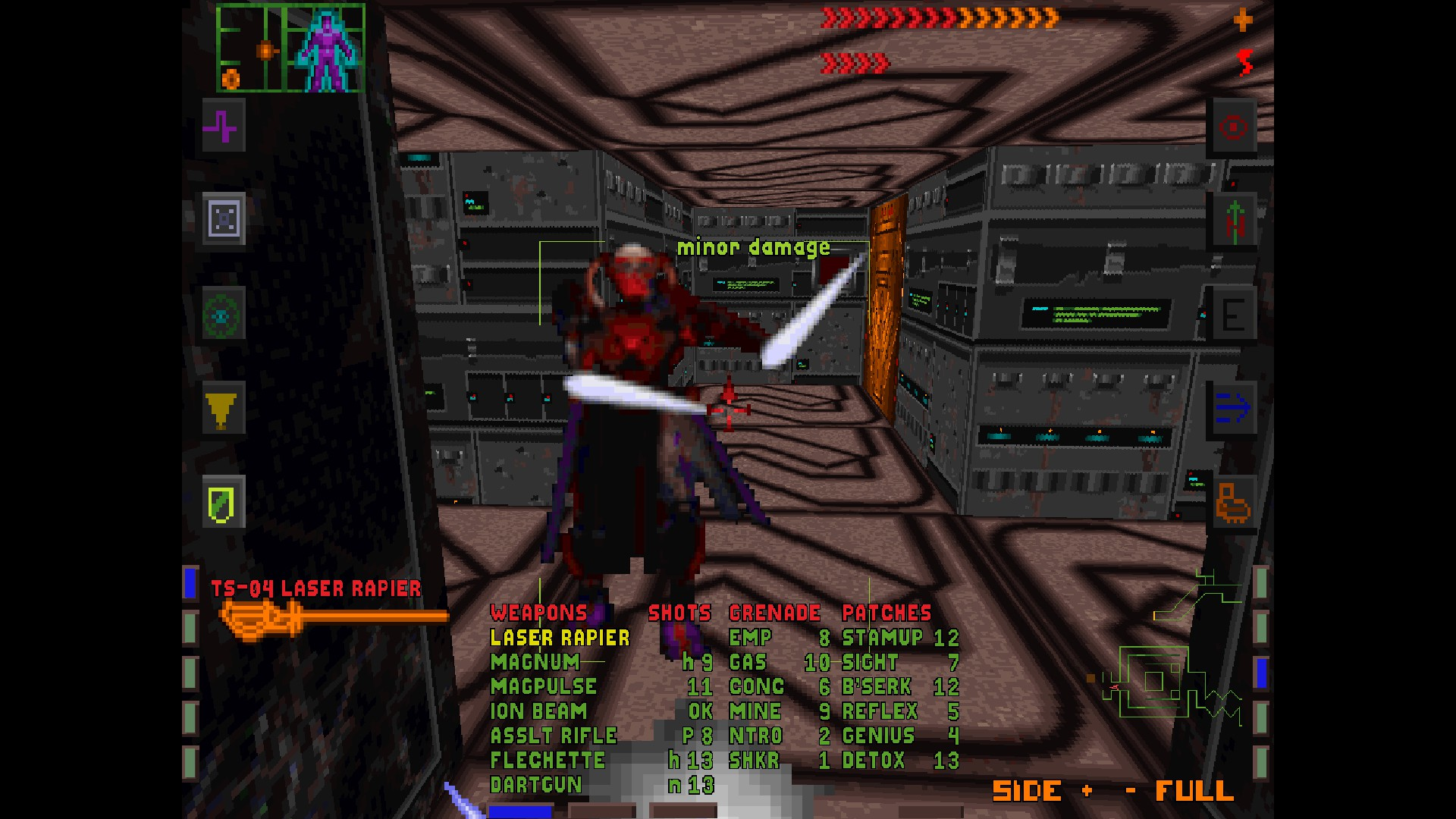 System Shock (1994) and Quake (1996) review | The Anomalous Host