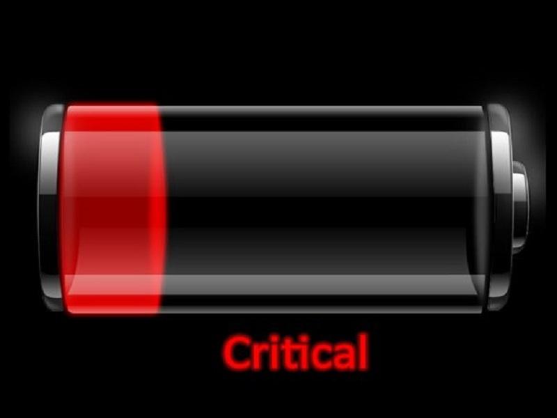 WebAR Limited Battery