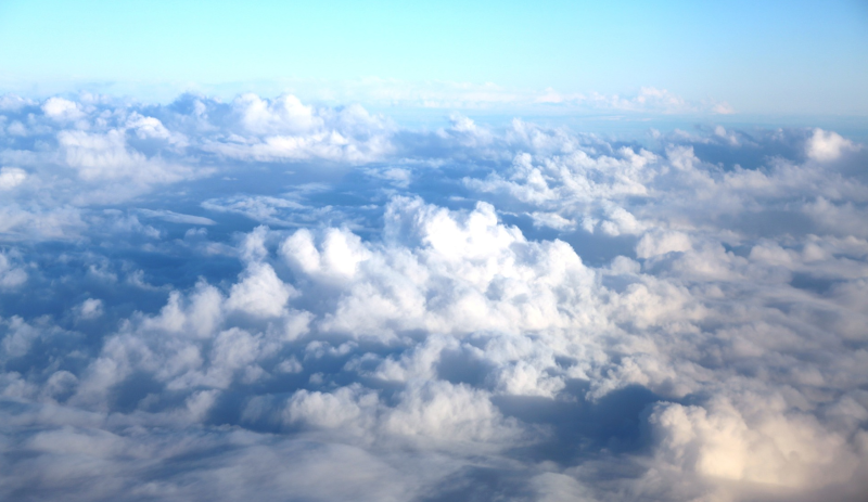 cloud weather