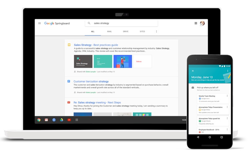 Google Announces Google Sites Refresh New Springboard AI