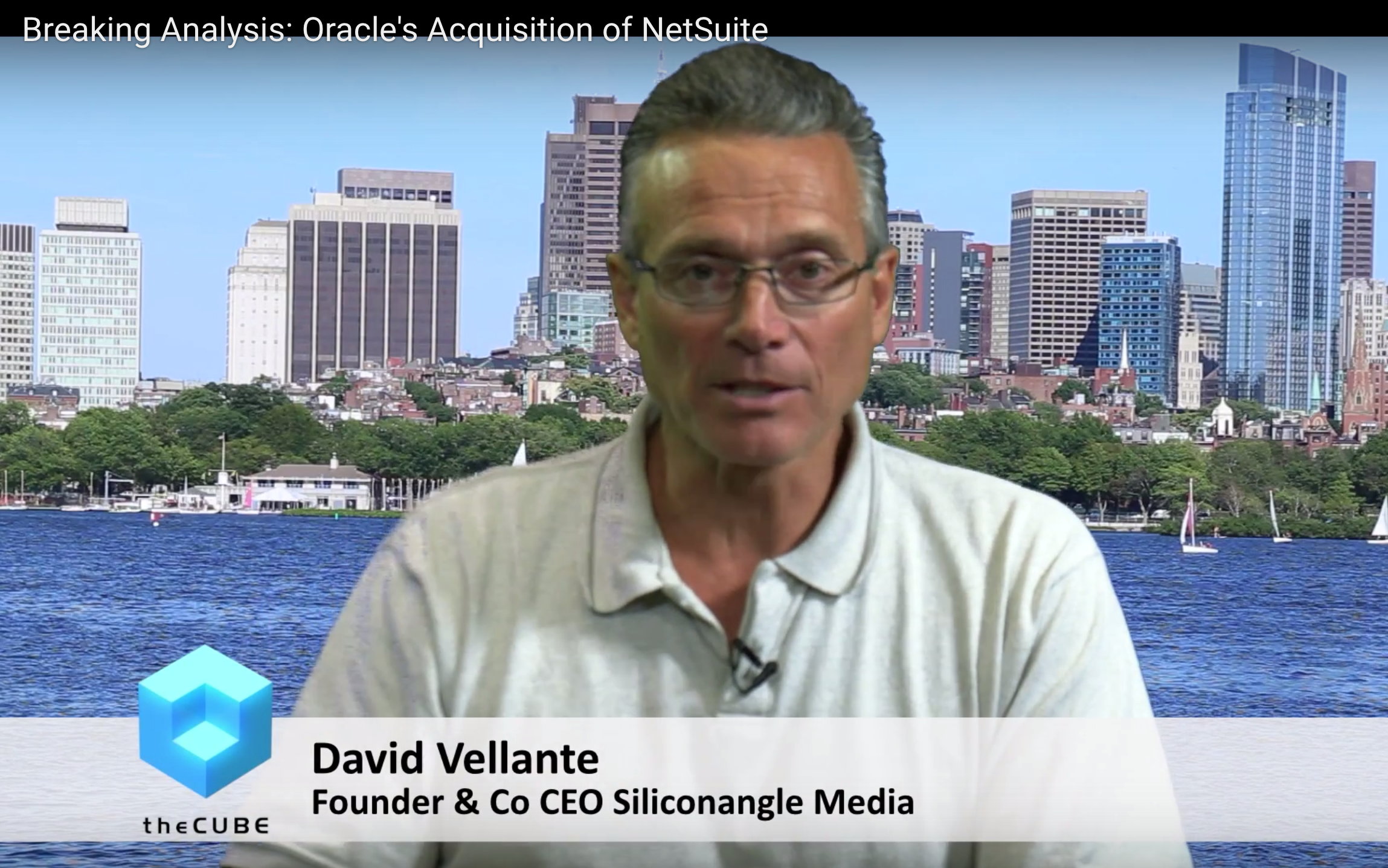 Dave Vellante analyst oracle acquires netsuite software megatrend