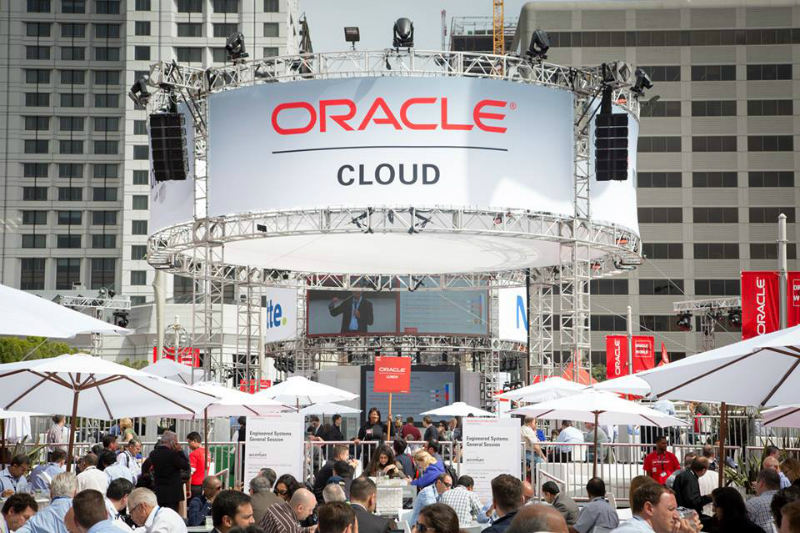 Oracle Expands Cloud For Customer Data Centres With PaaS, SaaS