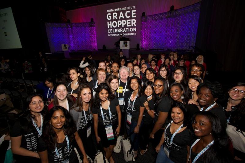 The Grace Hopper Celebration  >> Watch Live From Grace Hopper S Celebration Of Women In Tech Ghc16
