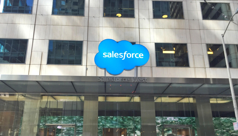 Salesforce agrees to buy Mulesoft in $6.5 billion deal