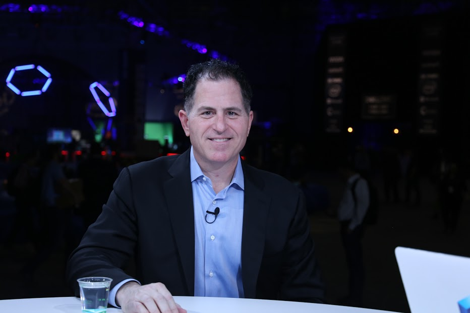 Michael Dell: helping businesses reach nirvana through innovation