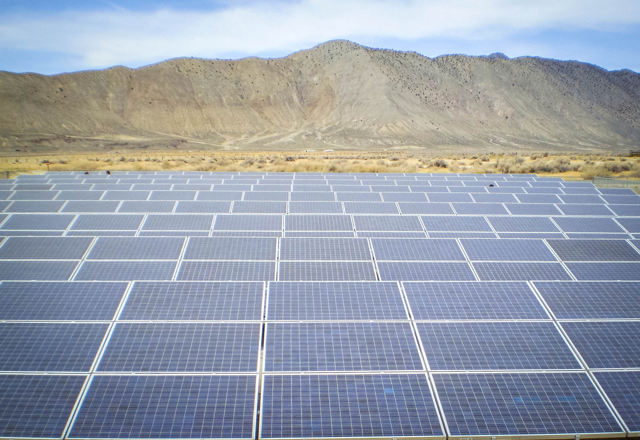 Ge targets power industry with broad predix update for Solar ranch