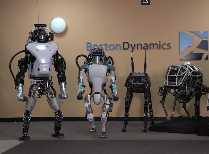 SoftBank to buy Boston Dynamics from Alphabet