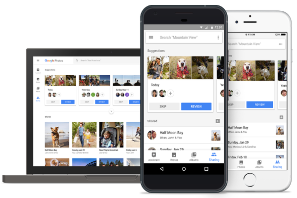 Google Photos Suggested Sharing Begins Rolling Out