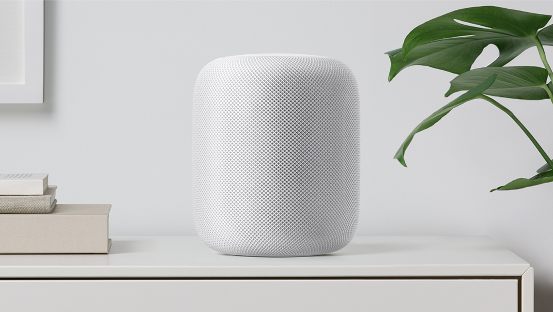 Apple launches Homepod, takes aim at Amazon's Echo