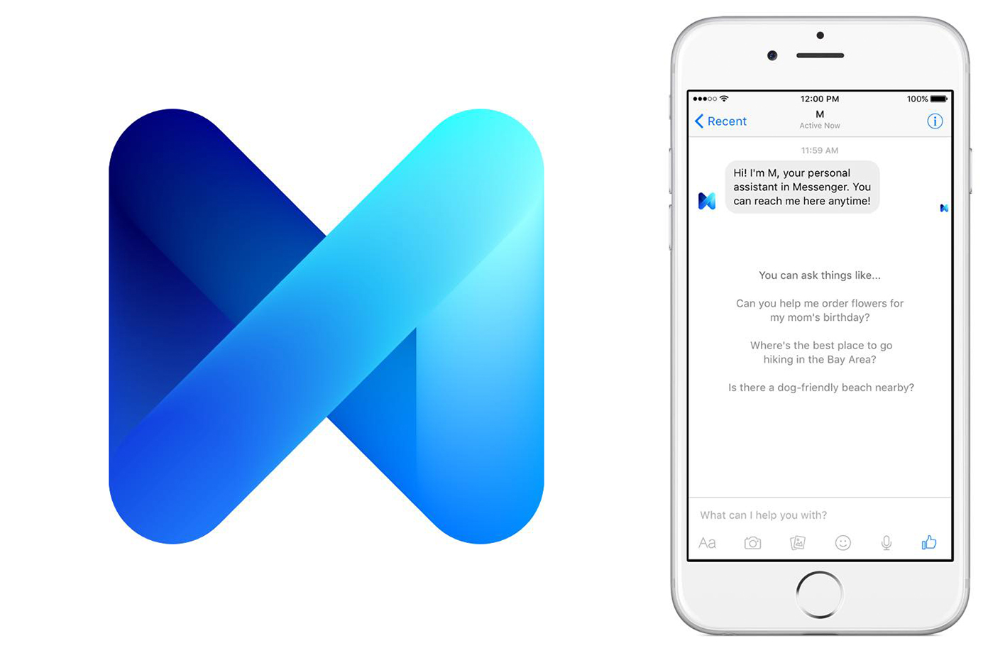 Facebook Messenger's personal assistant is about to get a lot better