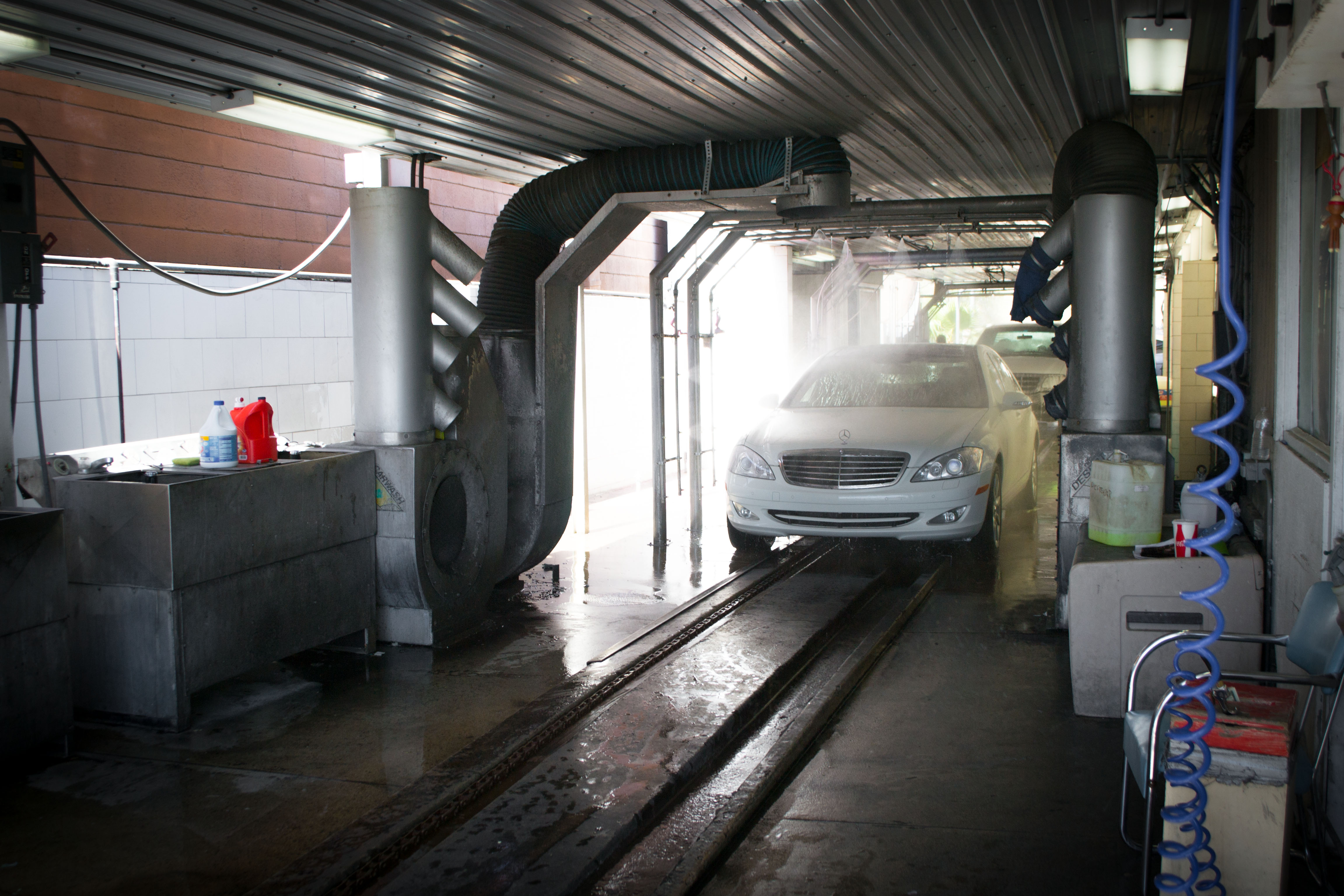 be afraid automated car washes can be hacked and turned into killing machines siliconangle. Black Bedroom Furniture Sets. Home Design Ideas