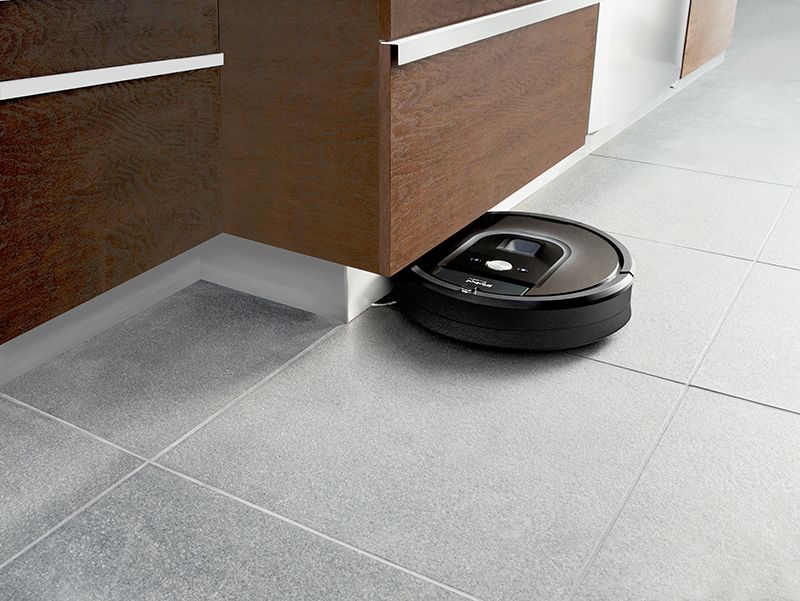 Roomba robot cleaner to gather data on houses
