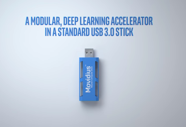 Intel's Movidius launches AI accelerator on a $79 USB stick