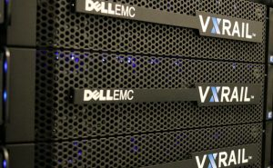 Dell EMC's VxRail is one of many contestants in the hyperconverged infrastructure market Image: Dell EMC