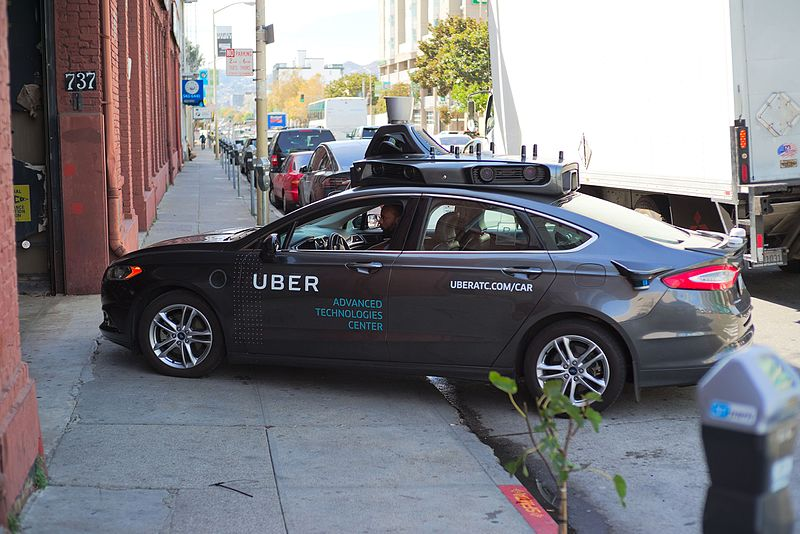 Despite ongoing drama, Uber books record revenue and riders