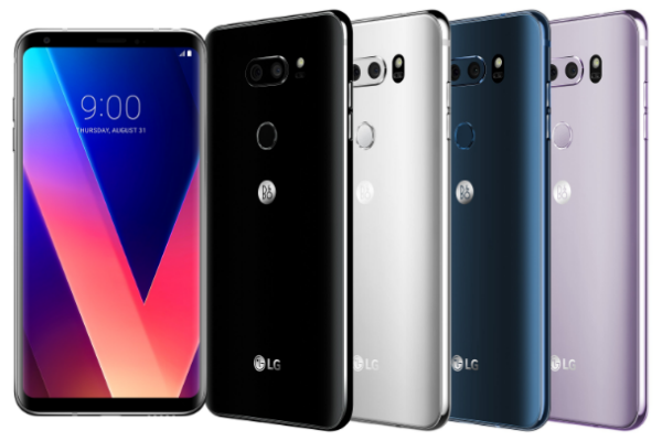 LG packs image, audio features into new flagship phone