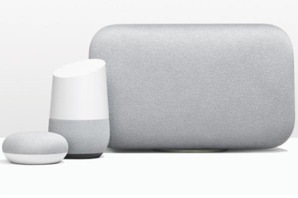 Google Home Mini: Google launches little rival to Amazon's Echo Dot